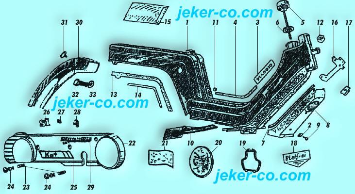 piaggio si moped ersatzteile vespagio hd image. Black Bedroom Furniture Sets. Home Design Ideas