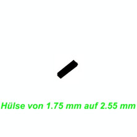 Plastik Hülse für Tachoantriebe 4K 1.75 / 2.55 mm Mofa Shop kaufen