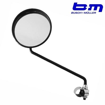 Spiegel Rückspiegel rund schwarz Bumm 922VM Mofa Shop kaufen