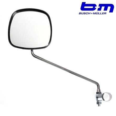 Spiegel Rückspiegel oval schwarz Bumm 922VM Mofa Shop kaufen