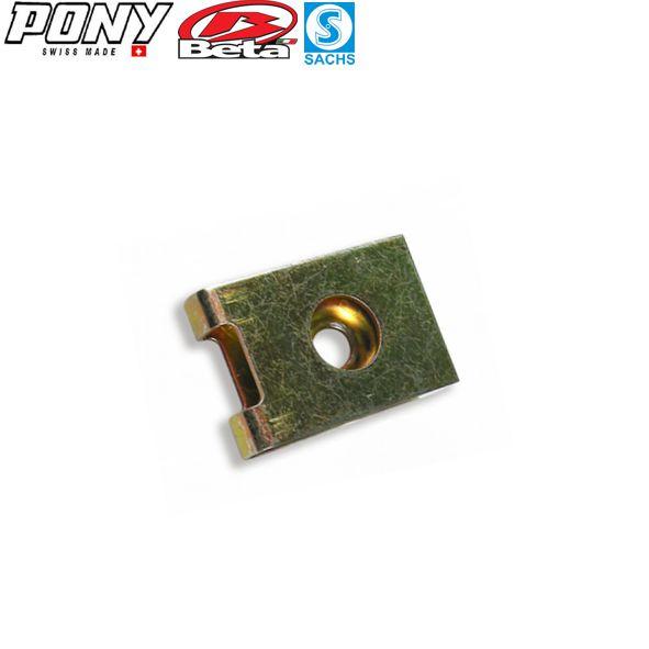 Blechmutter Gegenstück zu 97.P0420 Pony Beta Mofa Shop kaufen