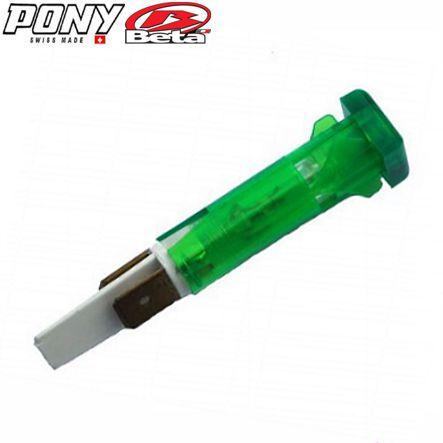 Kontrollampe 12 V grün Pony Beta Mofa Shop kaufen