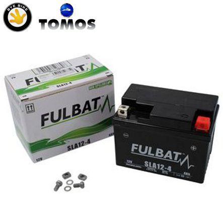 Batterie YTX4L-BS 12V 4Ah Gel L120xB71xH90mm Tomos/Bye Bike/Pony Beta Mofa Shop kaufen